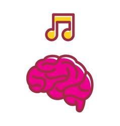 Brain 00012 vector