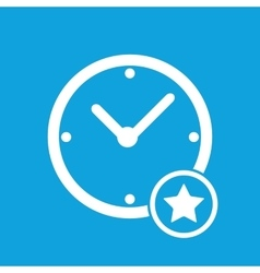 Best time icon vector