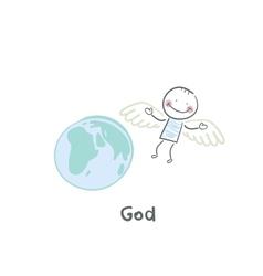 God vector