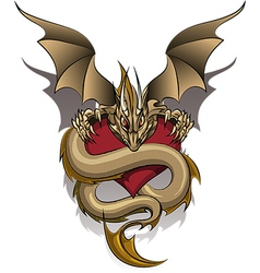 Greedy dragon vector