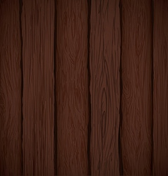 Wooden design vector
