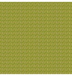 Seamless pattern of linen vector