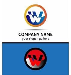 Letter x logo symbol design template elements vector
