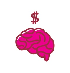 Brain 00019 vector
