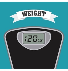 Weight measure vector