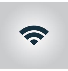 Rss symbol vector