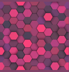 Seamless hipster pattern vector