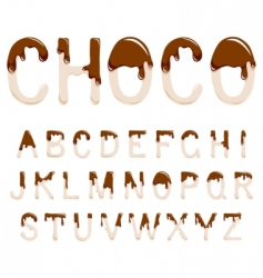 N alphabet vector