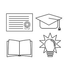 School concept design vector