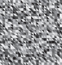 Geometric abstract backgrounds black and white pal vector