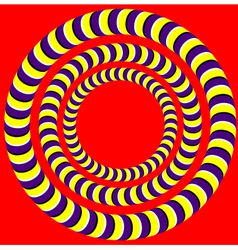 Rotation optical vector