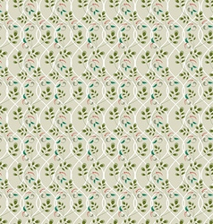 Floral pattern seamless texture vector