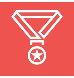 Medal award vector