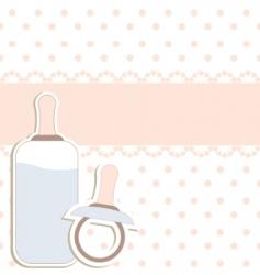 Baby design elements vector