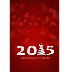 2015 happy new year vector