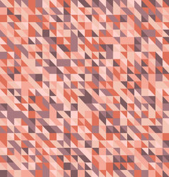 Geometric abstract backgrounds natural palette vector
