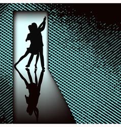 Doorway tango vector