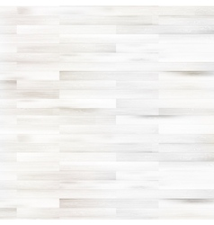White wooden parquet flooring  eps10 vector