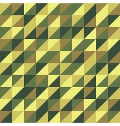 Vintage geometric retro pattern vector