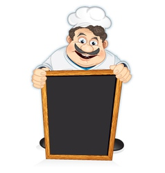 Chef specials vector