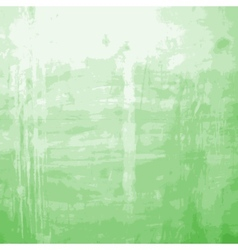 Green messy wall vector