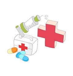 The medicines vector
