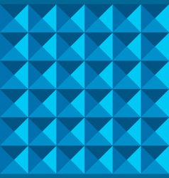 Dimension pattern blue color vector