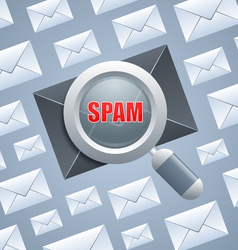Spam identification vector