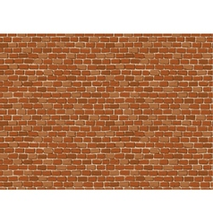 Seamles old brick wall vector