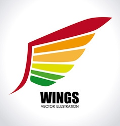 Wing design vector
