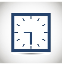 Watch icon vector