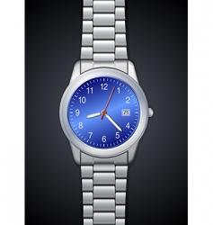 Photorealistic watch vector