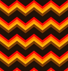 Chevron brown orange seamless background pattern vector