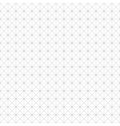 Abstract black white geometric mosaic background vector
