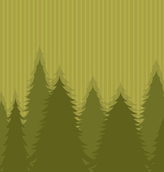 The wood on an original light green background vector