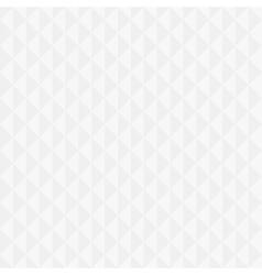White geometric triangular seamless background vector