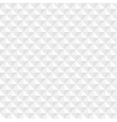 White geometric square seamless background vector