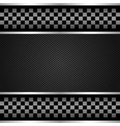 Racing template vector