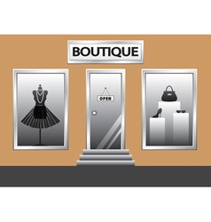 Boutique vector