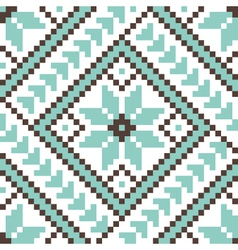Ukrainian pattern ornament vector