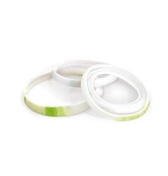 Onion rings vector