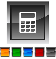Calculate icons vector