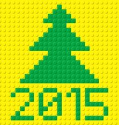 New year symbols vector
