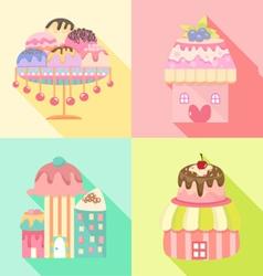 Ice cream design icon vector
