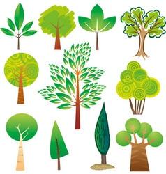 Tree samples vector