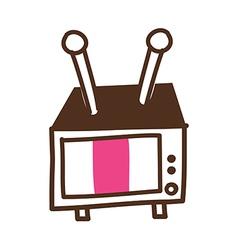A television vector