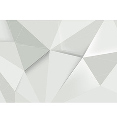 Abstract crystal modern background vector