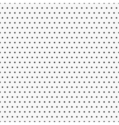 Abstract dotted white background vector