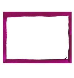 Violet grunge frame vector