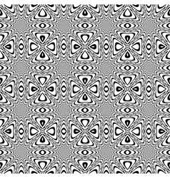 Design seamless monochrome speckled background vector